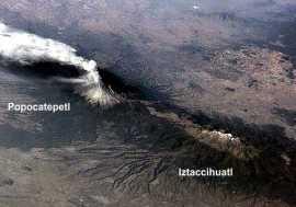 Popocatepetl and Izaccihuatl