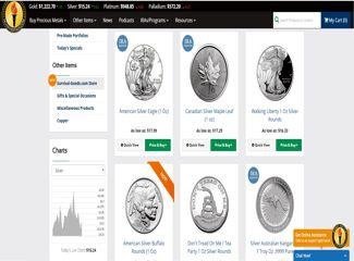 moneymetalsexchange silverpage