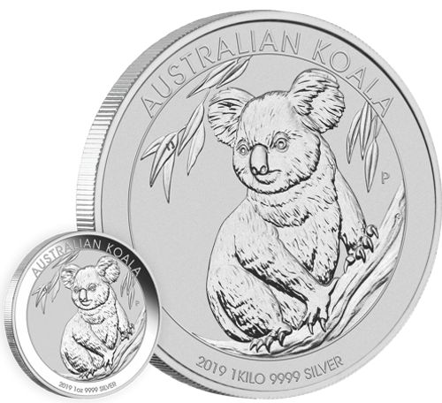 koala bullion coin series