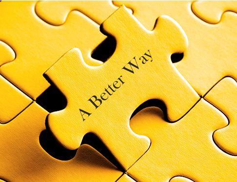 Gold Nano Blog #3 - A Better Way Gold Puzzle Piece