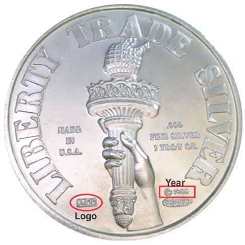 jm liberty trade silver