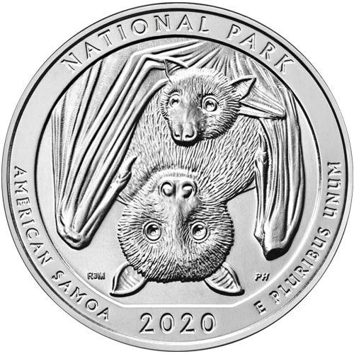 5 oz. Silver America the Beautiful Bullion Coin