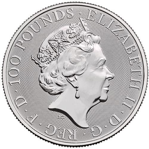 platinum britannia obv