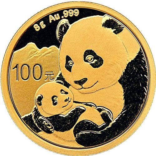 Chinese Gold Panda Bullion Coin