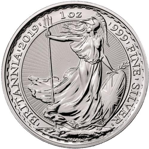 silver britannia rev