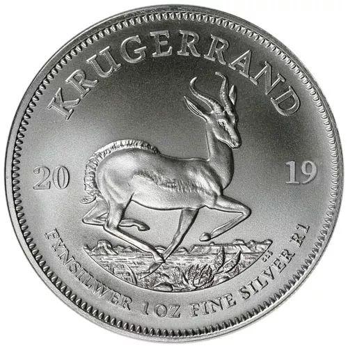 silver krugerrand rev