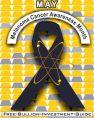 testicular cancer awareness ribbon