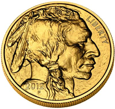 1 Oz American Buffalo Gold Bullion Coins