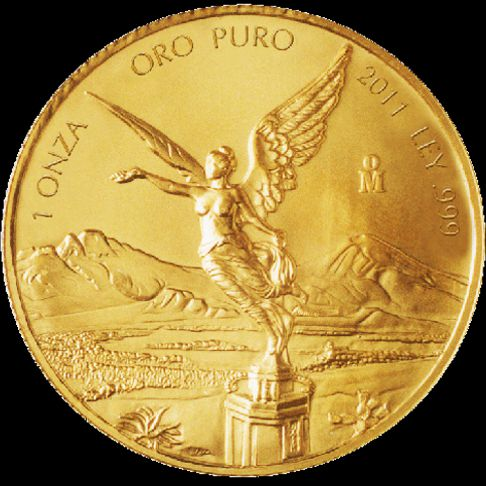 1 Oz Mexican Gold Libertad