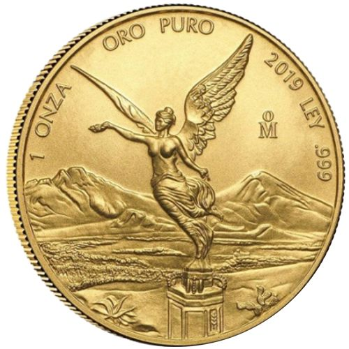 one oz gold libertad