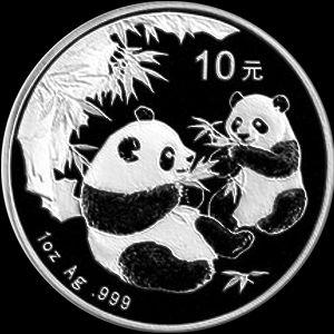 2006 chinese silver panda