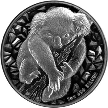 2007 silver koala