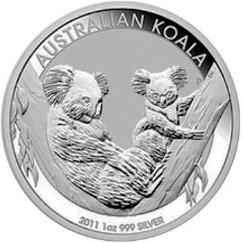 2011 silver koala