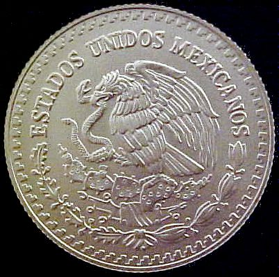 The Mexican Silver Libertad Half Oz