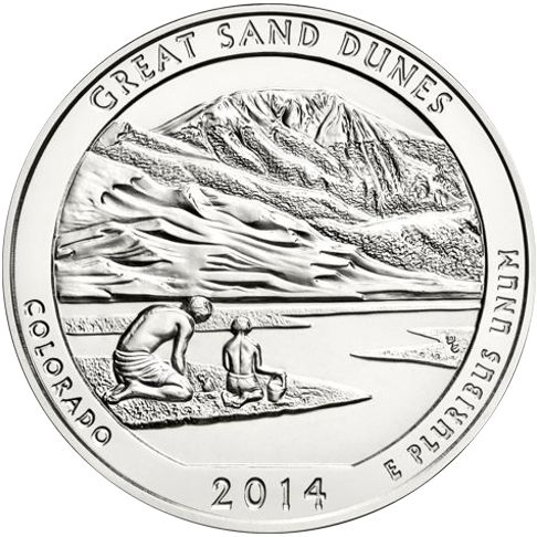 5oz ATB colorado sand dunes