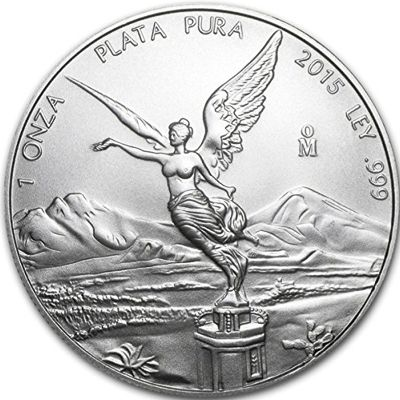 one oz silver libertad