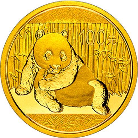 2015 gold panda