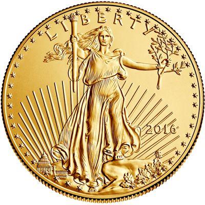 1 oz. American Eagle Gold Bullion Coin