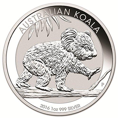 one oz silver koala
