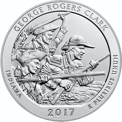 5oz atb - george rogers clark - in