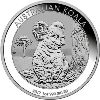 2017 silver koala