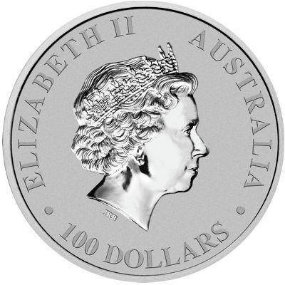 1oz platinum kangaroo