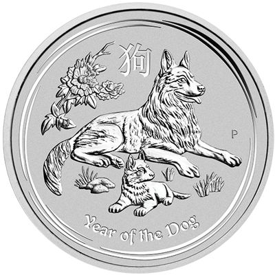 2017 series 2 - silver lunar rooster