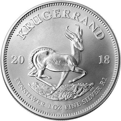 silver krugerrand