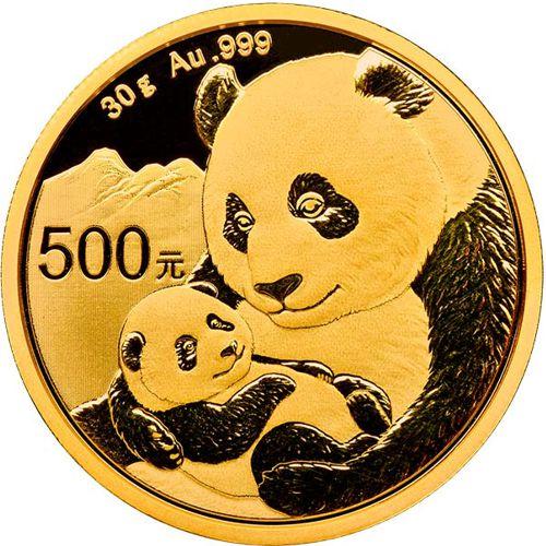2019 gold panda