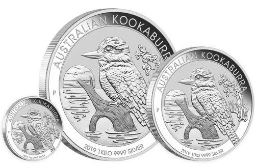 silver kookaburra series