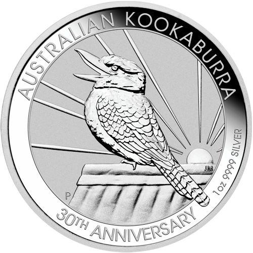 2020 silver kookaburra