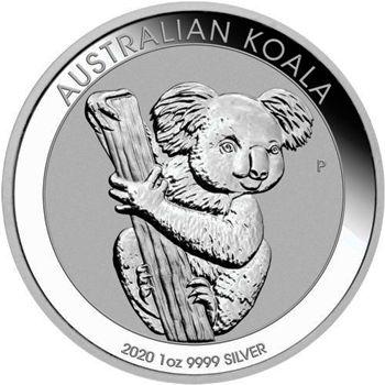 2020 silver koala