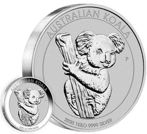 koala bullion coin series