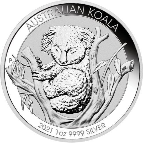 2021 silver koala