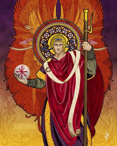 Archangel Raphael The Angel of Healing