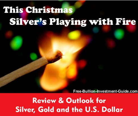 This Christmas Silver's Playing with Fire