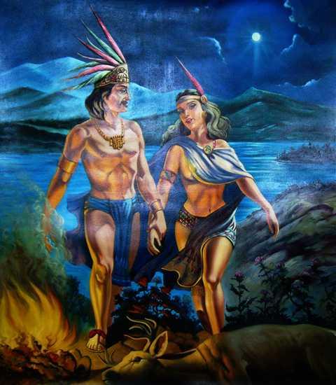 aztec lovers