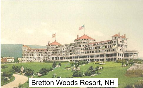 The bretton woods system of monetary management established the rules