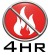 four hour fire protection