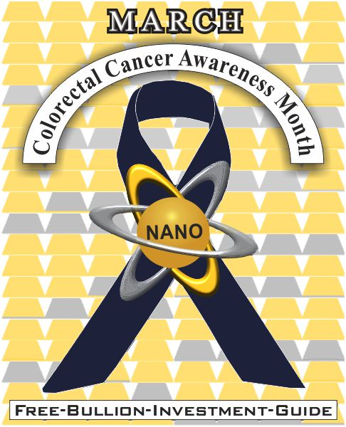 Colorectal Cancer Gold Nano Ribbon