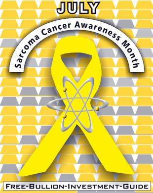 july sarcoma cancer ribbon