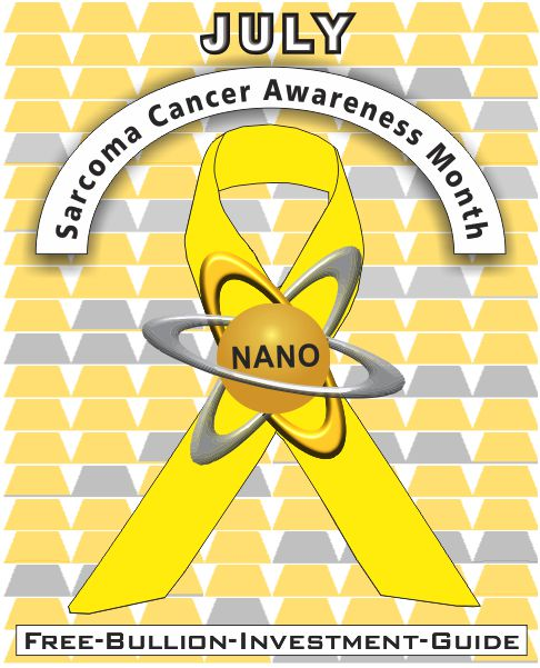 july sarcoma cancer gold nano ribbon