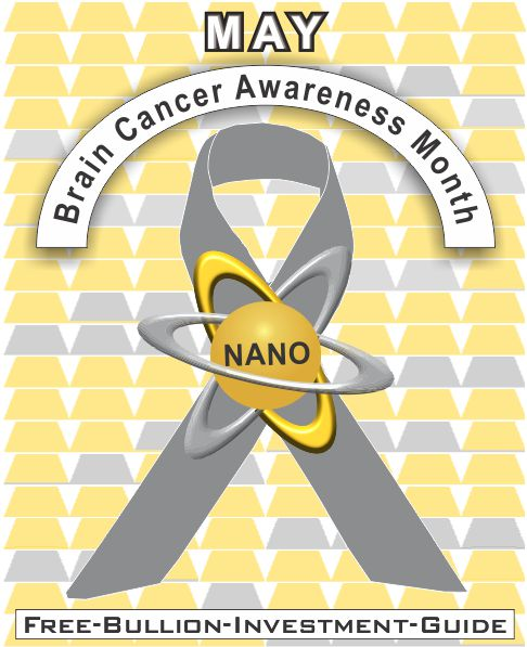 may brain cancer gold nano ribbon