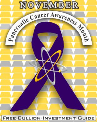 november pancreatic cancer ribbon