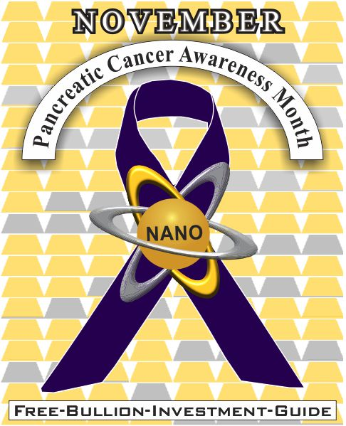 november pancreatic cancer gold nano ribbon