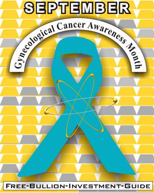 september gynecological cancer ribbon