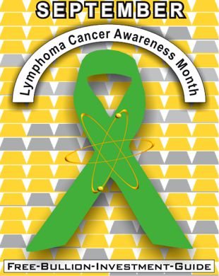 september lymphoma cancer ribbon