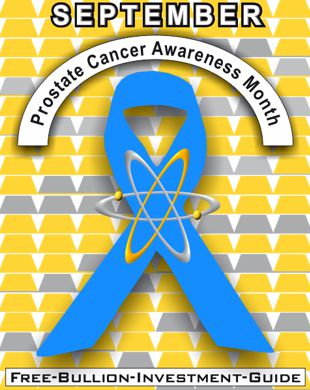 september prostate cancer ribbon