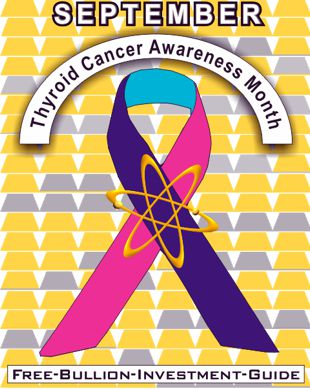 september thyroid cancer ribbon