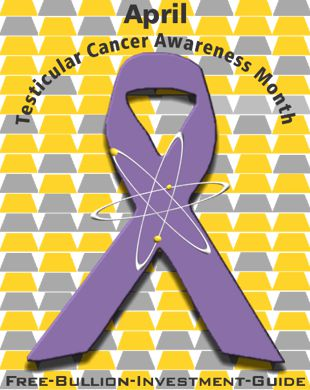 testicular cancer awareness ribbon
